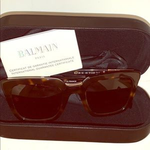 New Balmain Sunglasses